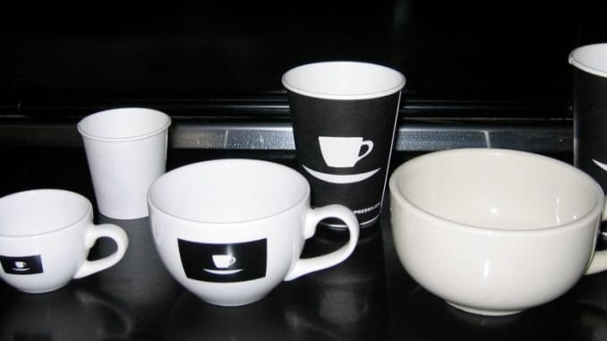 Coffee Cup Sizes The Case For Smaller Cups Barista