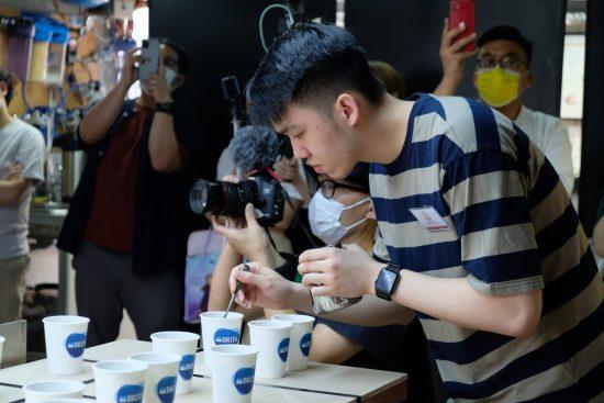 El campeonato Cup Tasters regresa a Hong Kong