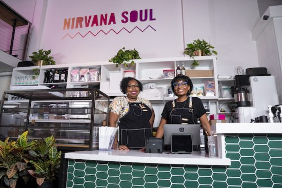 Programas de comida en su café: Nirvana Soul