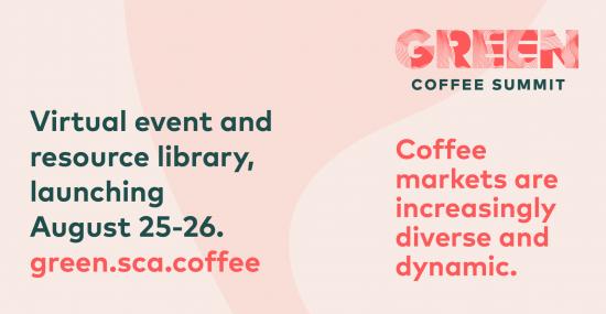 SCA anuncia nueva cumbre del café verde