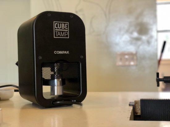 Prueba de manejo: The Cube Tamp