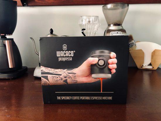 Prueba de manejo: el Picopresso produce un espresso estelar en casa