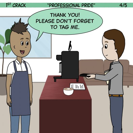 1st Crack a Coffee Comic for the Weekend - Sept. 11, 2021 Panel 4