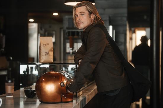 Brad Pitt declara su obsesión por el café como embajador de la marca De'Longhi