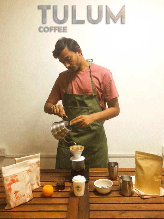 Destacando el café de especialidad indio
